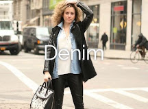 Wantering spring trends denim