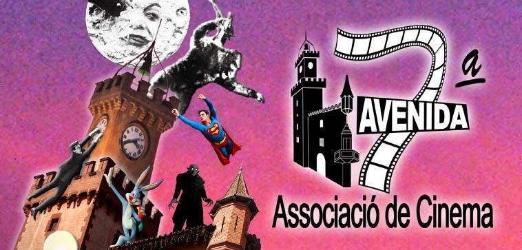 7ª Avenida, Associació de Cinema