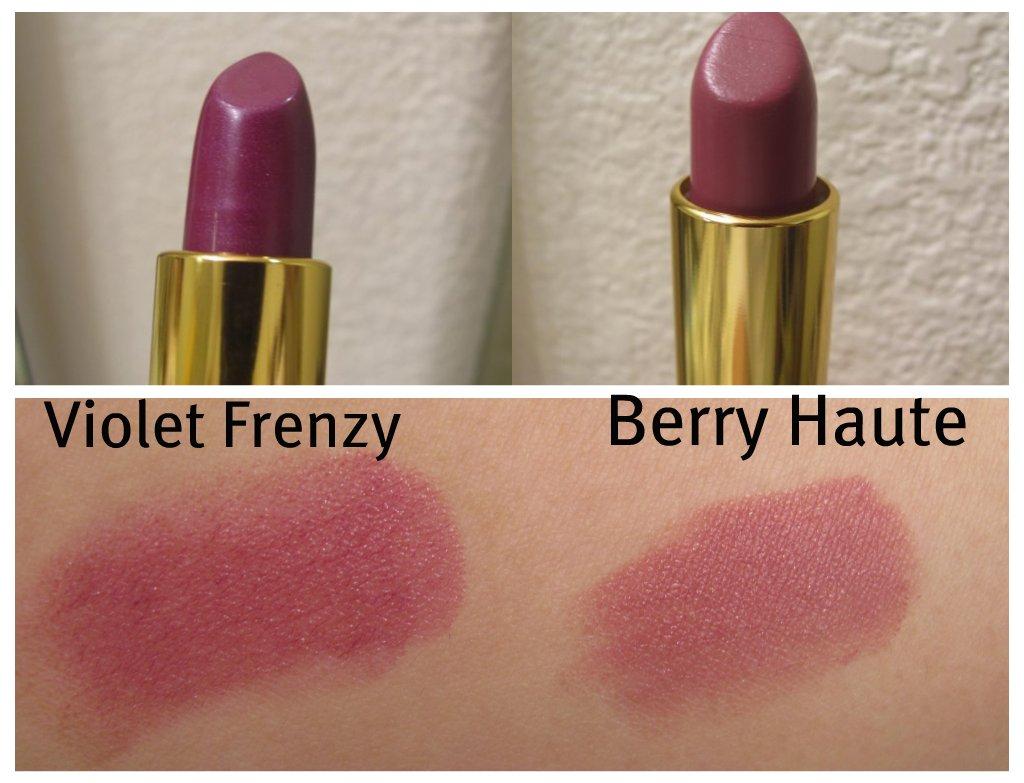 Editions of Me: Purple lips: Revlon's Super Lustrous ...