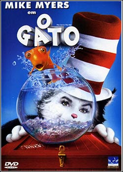 O Gato DVDRip AVI Dual Audio