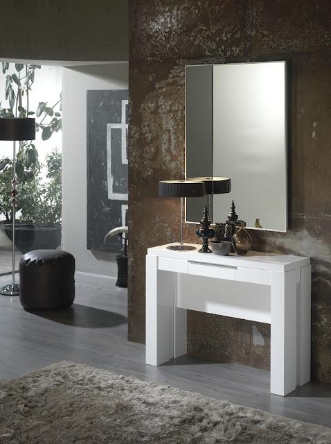 Blog de mbar muebles muebles pr cticos los reyes de los - Consola muebles entrada ...