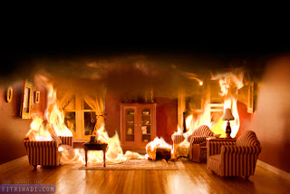 tips sejukkan atasi bilik rumah panas