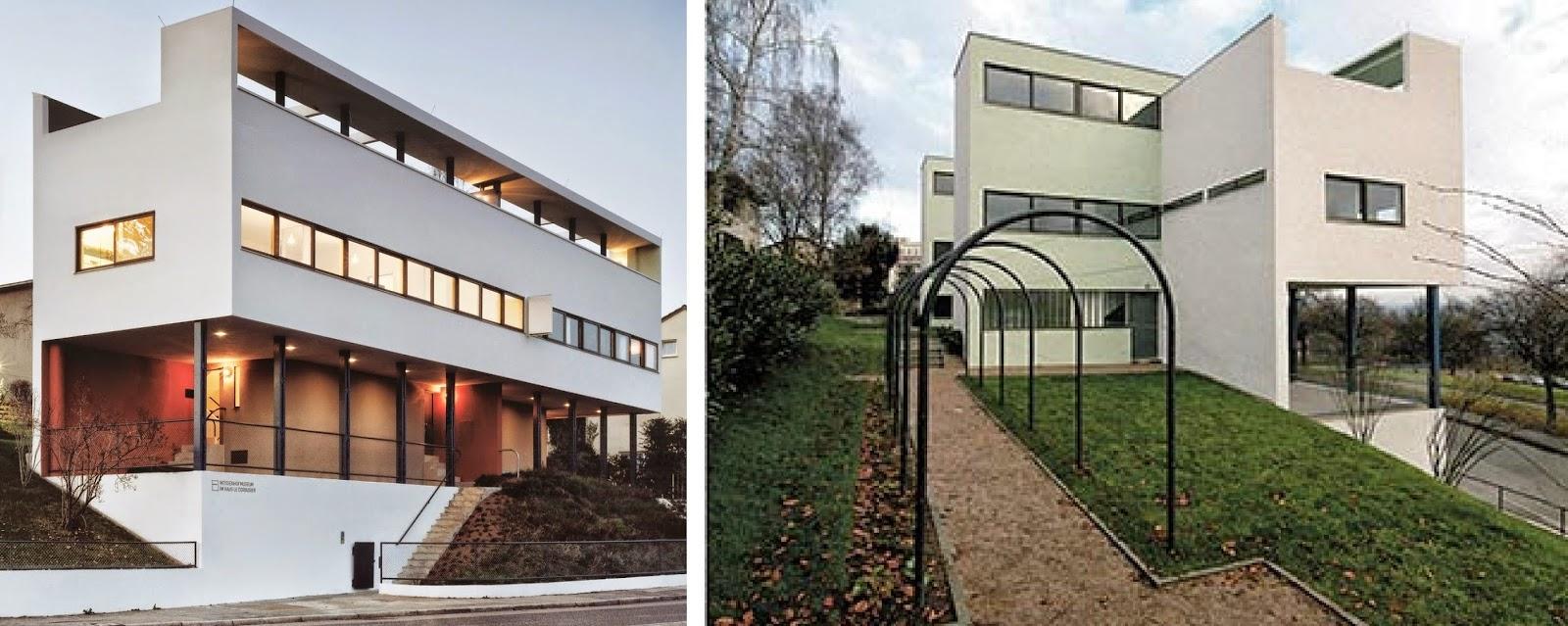 Casa weissenhof le corbusier - Le corbusier casas ...
