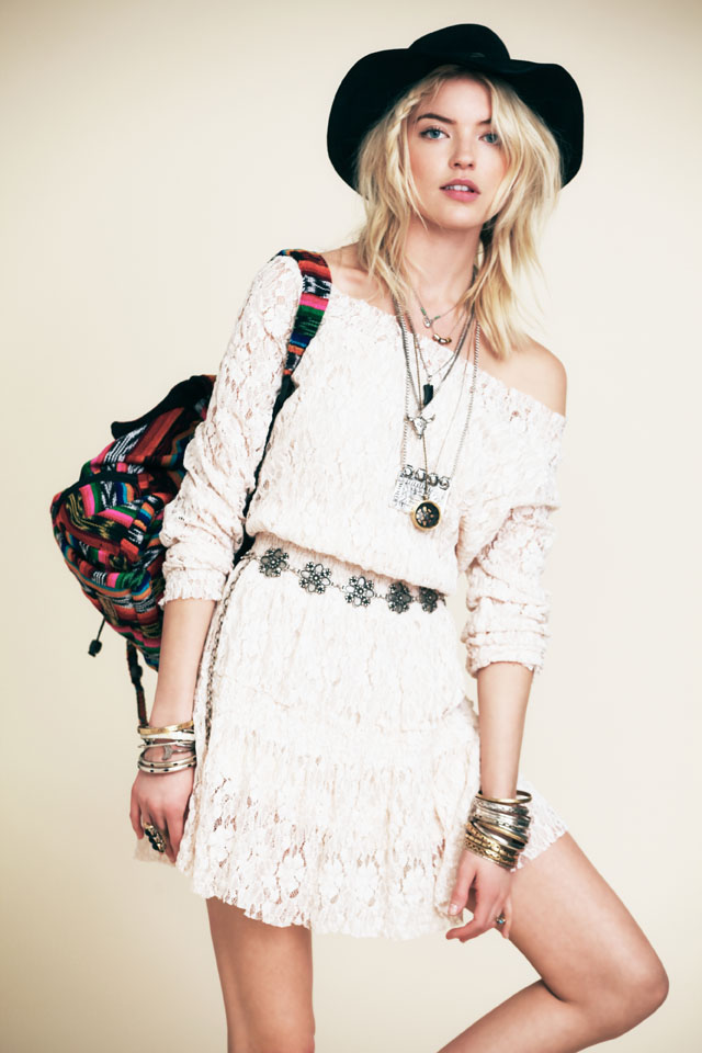 free people festival wear 2013