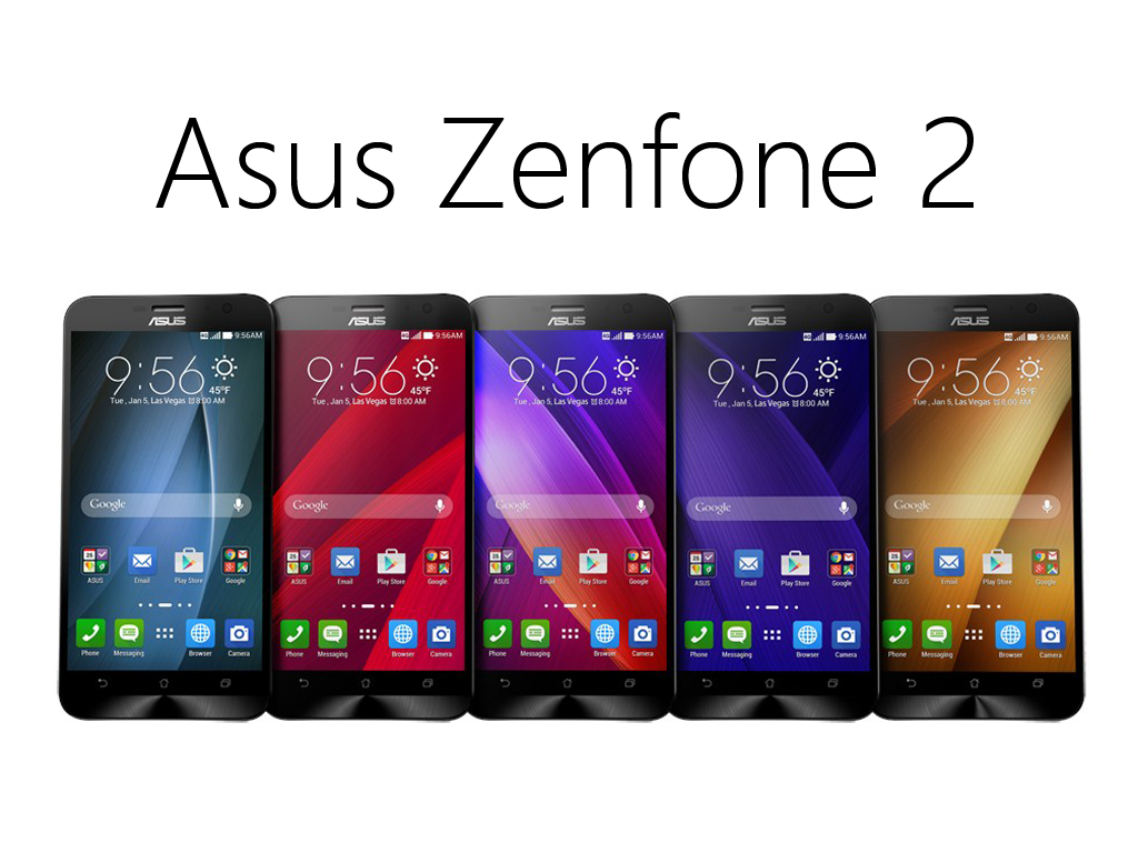 5-inch Zenfone 2 Set To Be Launched By Asus