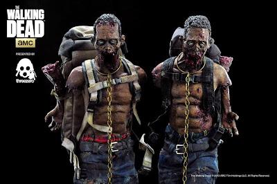 AMC The Walking Dead Pet Zombies (2 Pack Exclusive Version)