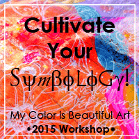 Cultivate Your Symbology, online lesson by Artist Martice Smith II (for 'My COLOR is Beautiful Art' workshop)