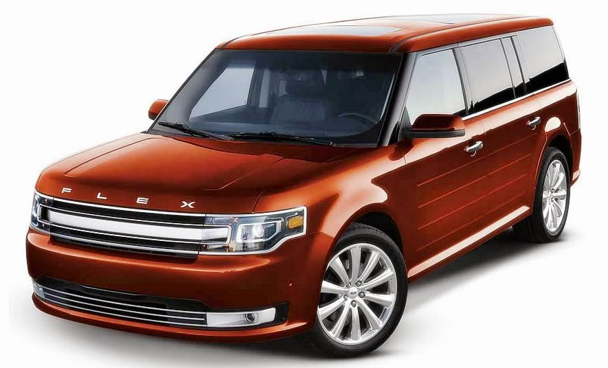 Ford Flex Canada Fuel Consumption