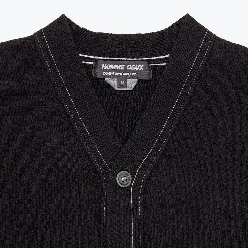 http://www.number3store.com/stitches-overdyed-wool-cardigan/1943/