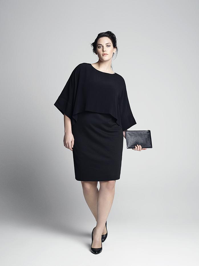 zizzi black label supersize my fashion