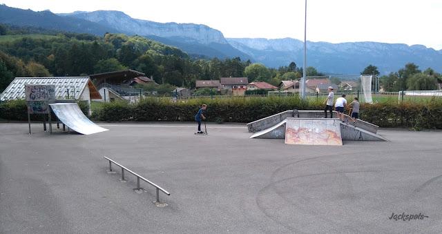 Skatepark Faverges