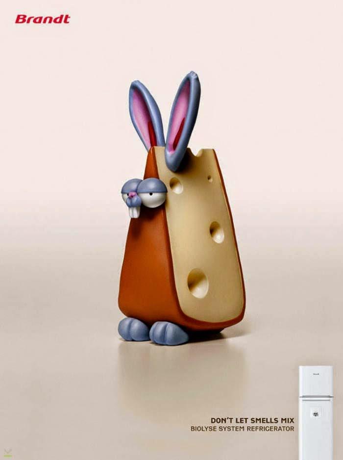 Publicidad Creativa, Pascua, Brandt