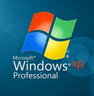 Windows XP PRO SP3 VistaVG Black + Blue Ultimate Style + SATA-R