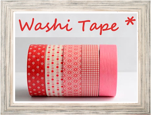Quieres Washi Tape?