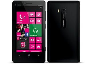 Nokia Lumia 810 Price Specs black