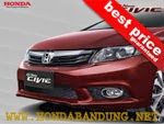 Daftar Harga OTR Mobil All New Honda Civic Bandung