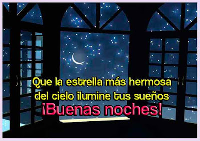 mensajes de buenas noches saludos