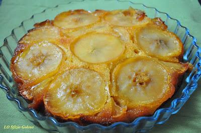 torta di mele e caramello agli agrumi
