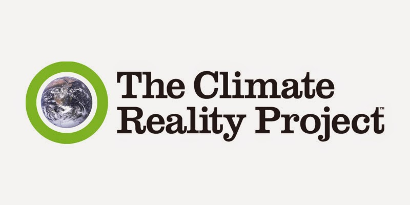 logo The Climate Reality Project