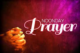 Noon Prayer