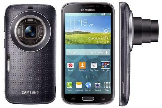 Harga Samsung Galaxy K Zoom,