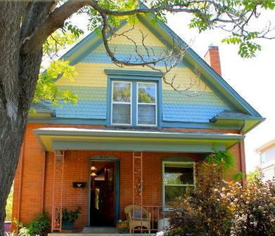 Fachadas de casas pintura para fachadas de casas - Pinturas de fachadas ...