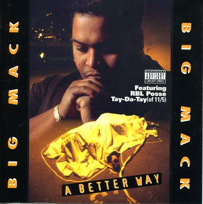 Big Mack – A Better Way (CD) (1995) (320 kbps)