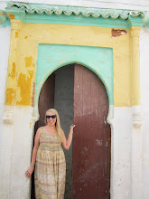 One of many doorways in the casbah