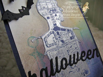 halloween steampunk men card detail