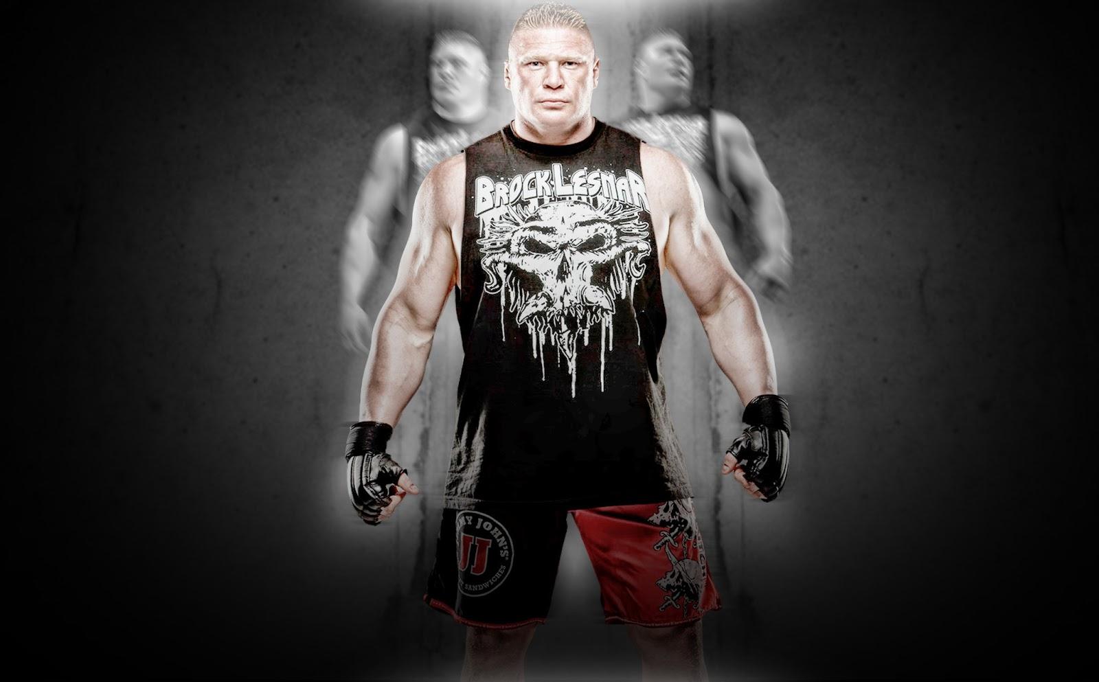 Brock Lesnar HD Wallpapers 2013
