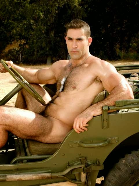 from Chance gay military jocks