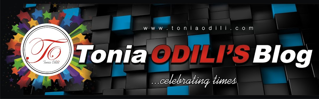 Welcome to Tonia Odili's blog