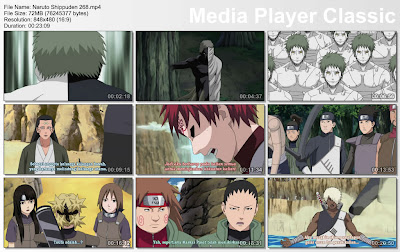 "DOWNLOAD FILM / ANIME NARUTO EPISODE 268 ""MEDAN PERANG"" BAHASA INDONESIA"