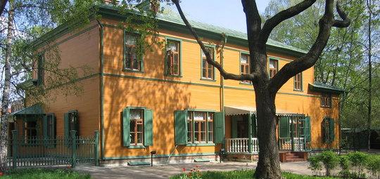Музей-усадьба Л.Н. Толстого «Хамовники»