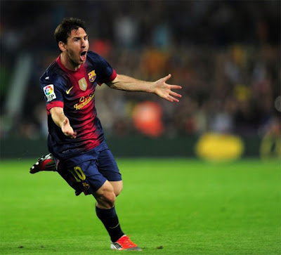 Hasil Pertandingan el Clasico Barcelona VS Madrid 8 Oktober 2012 Tadi Malam