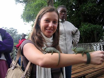 cataratas en Kenia