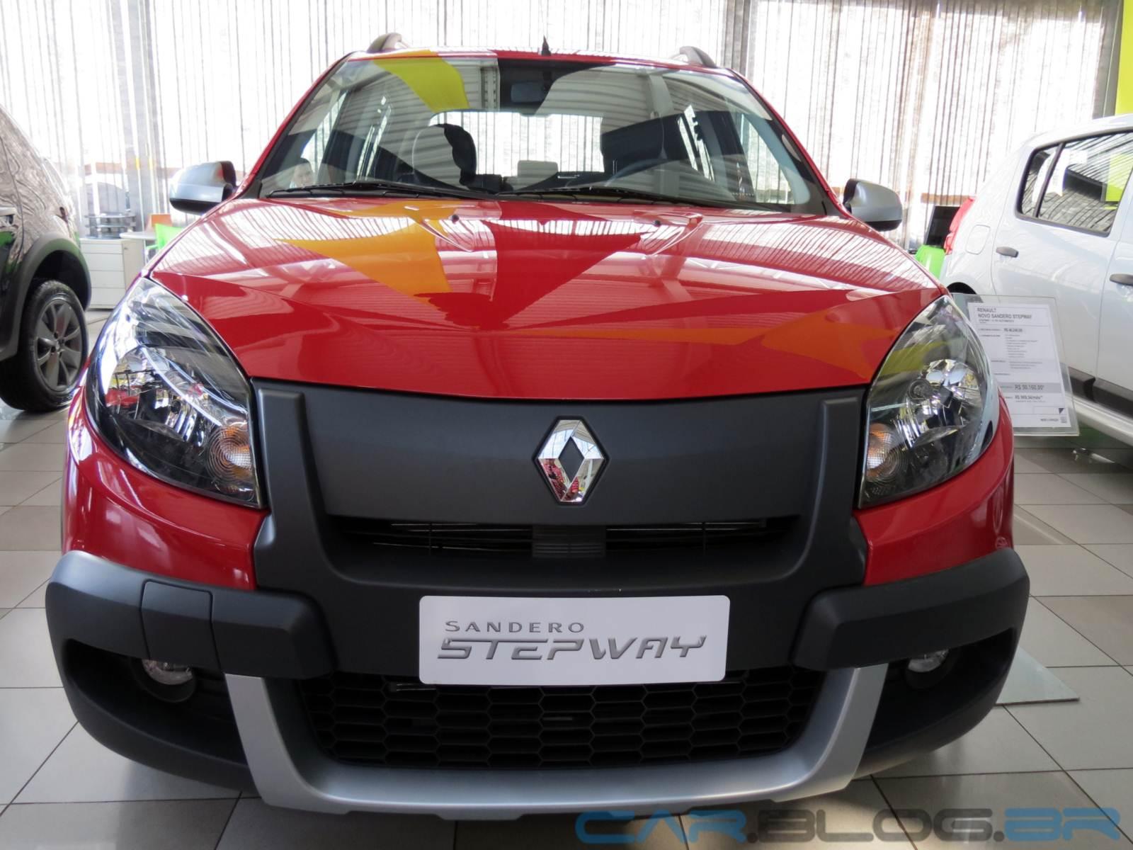 sugerido do Sandero Stepway Automático é de R$ 46.240 reais