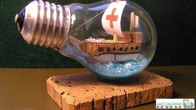ý tưởng trang trí handmade sáng tạo