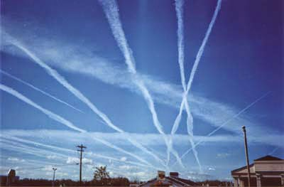'Chemtrails Exposed', The Common Roots of the New Manhattan Project & the Theory of Man-Made Global Warming Contrails
