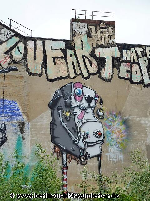 berlin, streetart, graffiti, kunst, stadt, artist, strassenkunst, murals, werk, kunstler, art, one truth