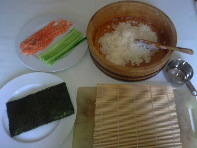 Ma vraie cuisine japonaise hosomaki zushi - Ma vraie cuisine japonaise ...