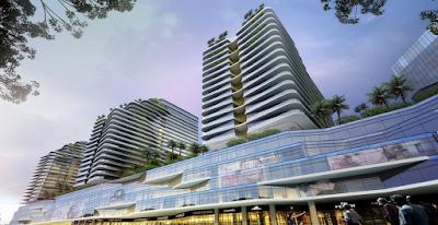 Tổ hợp dự án cao cấp hạng sang Vinhomes Plaza