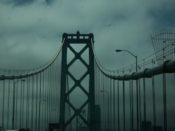 Crossing the SF Bay Bridge