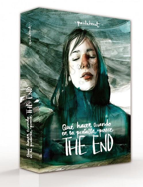 LIBRO - Kit Qué hacer cuando en la pantalla aparece The End Paula Bonet (Lunwerg Editores - 6 noviembre 2014) Arte - Ilustración | Edición papel