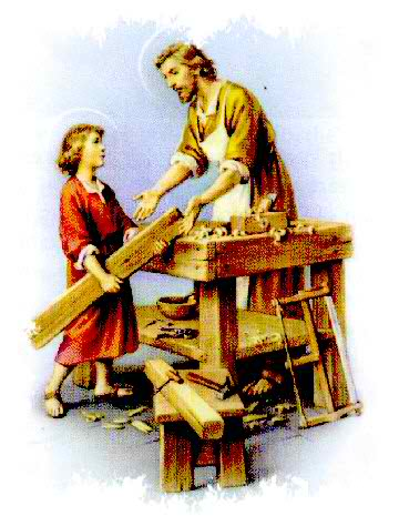Saint Joseph the Worker