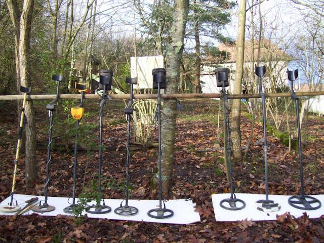 détecteur métaux vintage, vintage métal detector