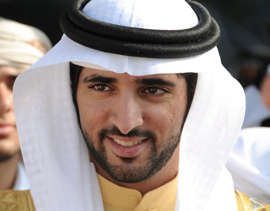 Sheikh Hamdan as UAE University ChancellorSheikh Hamdan Children