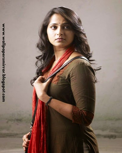 Telugu actress anushka wallpapers