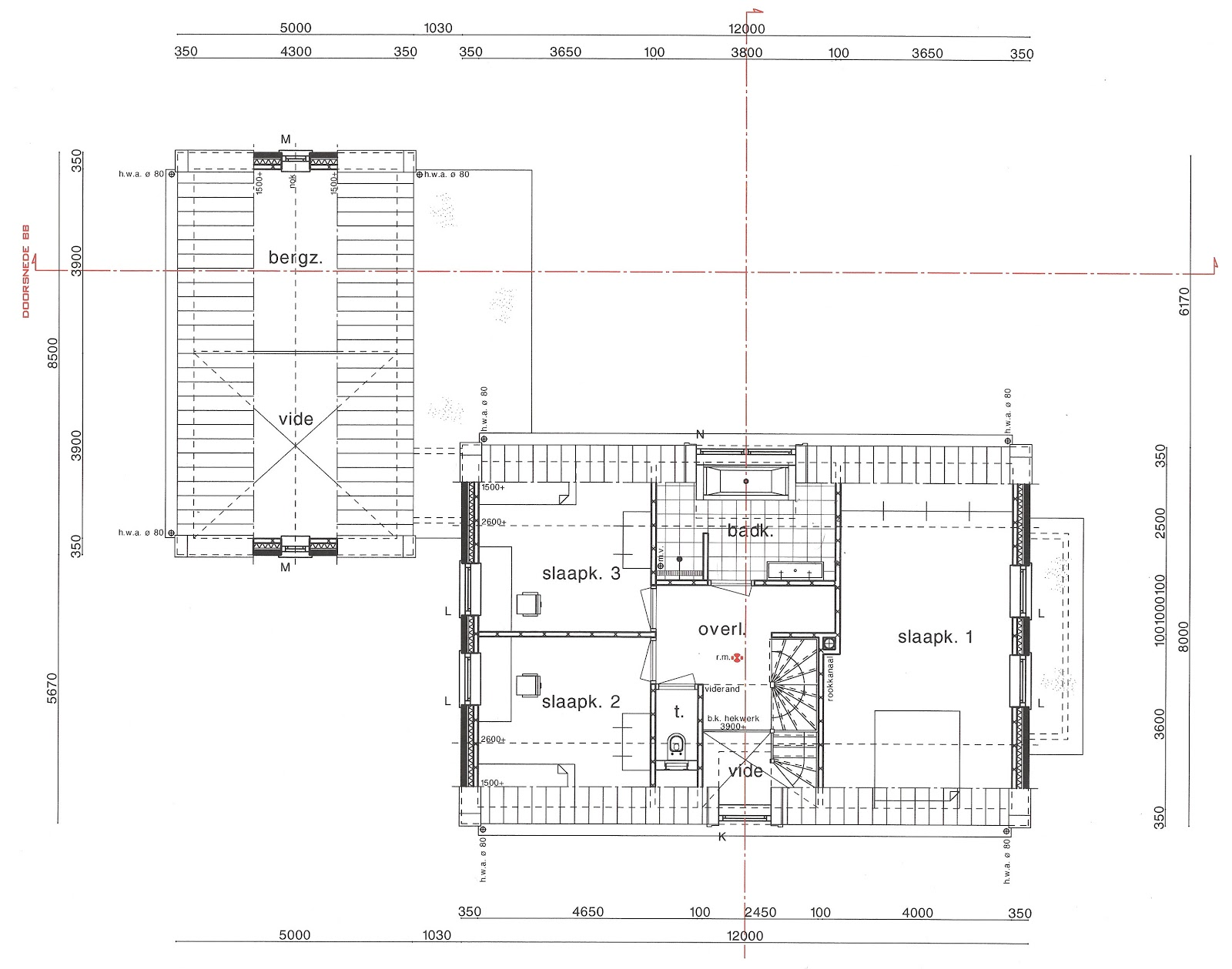 Het bouwen van ons nieuwe huis sonderen - Badkamer kantelen ...