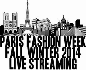 CHECK OUT PFW 2014 SCHEDULE!